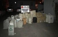 İPEKYOLU - 76 Bin Paket Kaçak Sigara Ele Geçirildi
