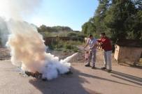 YANGIN TATBİKATI - Adapazarı Belediyesi'nden Yangın Tatbikatı