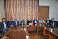 HASSASIYET - AK Parti Bilecik Belediye Meclis Üyelerinden Basın Açıklaması