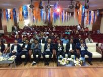 AHMET TURAN - AK Parti Eğil İlçe Gençlik Kolları Kongresi Yapıldı