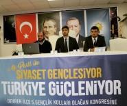 AK Parti Gençlik Kolları Başkanları Kongrelerle Belirleniyor