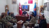 Albay Cice'den Dernek Başkanlarına Ziyaret