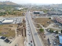 ÜÇPıNAR - Anadolu Bulvarı'na Yeni Alt Geçit