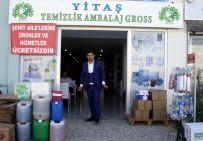 EV TEMİZLİĞİ - Antalyalı İşadamından Şehit Ailelerinin Evine Ücretsiz Temizlik
