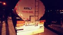 ŞANLIURFA - Asfalt Tankerinden 31 Bin 800 Paket Kaçak Sigara Çıktı