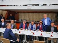 YUSUF ZIYA YıLMAZ - Bakan Özhaseki Ve Büyükşehir Belediye Başkanları Samsun'da
