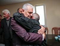 DİYANET İŞLERİ BAŞKANI - Başbakan Yıldırım'dan Helin Palandöken'in Babasına Taziye Ziyareti