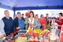 Başkan Çerçioğlu Tarihi Kavaklı Köy Pazarını Açtı