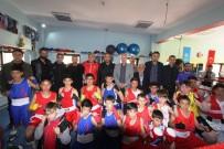 OLIMPIYAT - Bayburt Belediyesi Tuğra Boks Spor Kulübü'nde Dostluk Maçı