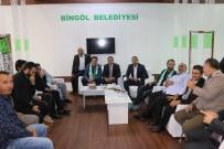 GURBETÇI - Bingöl Belediyesi Standına Yoğun İlgi