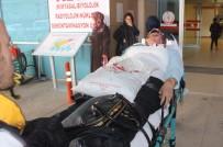 TİCARİ ARAÇ - Bursa-Ankara Karayolunda 2 Ayrı Kaza Açıklaması 5 Yaralı