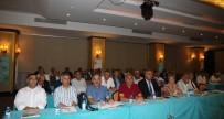 ÇANKAYA BELEDIYESI - Çankayalı Muhtarlar Antalya'da Buluştu