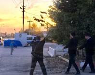 Çorum'da Market Tırnakçıları Yakalandı