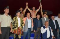 İSMAİL BALABAN - Dalyan'da Başpehlivan İsmail Balaban