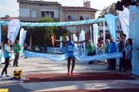 HÜSEYIN AKSOY - Darıca Yarı Maratonunda Zafer Etiyopyalı Atletin