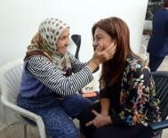 HASSASIYET - Ebru Türel, Yardım Ziyaretlerine Devam Ediyor