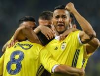 SÜPER LIG - Fenerbahçe'den derbi öncesi gözdağı