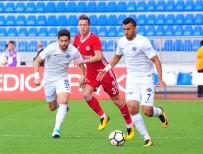 MUHAMMET DEMİR - Gol düellosunda kazanan DG Sivasspor