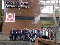 KÖLN - GTO Heyeti Dünyanın En Büyük Gıda Fuarı Olan Anuga'da
