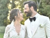 HANDE SORAL - Hande Soral ile İsmail Demirci evlendi
