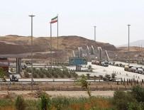 DıŞIŞLERI BAKANLıĞı - İran IKBY ile sınırını kapattı