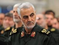 KUDÜS - İranlı komutan kriz diplomasisi için IKBY'de!