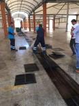 ZABıTA - İzmit'te Pazar Alanları Her Hafta Temizleniyor