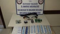 METAMFETAMİN - Kaçak Sigara Ve Uyuşturucu Operasyonu Açıklaması 2 Gözaltı