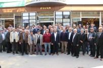 JANDARMA KOMUTANI - Karaman'da Polis Emeklileri Derneği'nin Yeni Hizmet Binası Açıldı