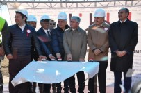 KARS VALISI - Kars'ta, Cemile-Resul Kalko Anadolu Lisesi'nin Temeli Atıldı