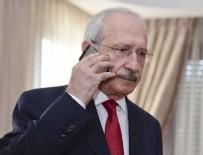 LİSE ÖĞRENCİSİ - Kemal Kılıçdaroğlu'ndan Helin'in ailesine taziye telefonu