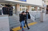Kırıkkale'de Uyuşturucu Ticaretine 3 Tutuklama