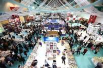 HANEFI AVCı - Kitap Fuarını İlk Günde 50 Bin Kişi Ziyaret Etti