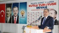 SİYASİ PARTİLER - Konuk Açıklaması '2019'Da Türkiye'ye Bir Eşik Daha Atlatacağız'