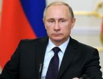 RUSYA DEVLET BAŞKANı - Küstah Esad'a cevap Putin'den geldi