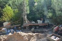 KANALİZASYON - Manisa İlçelerinde Yeni Su Kaynakları Açılıyor