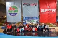 MASA TENİSİ - Masa Tenisi Gençler Türkiye Ferdi Şampiyonası Sona Erdi