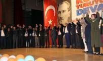 GENÇLİK KOLLARI - Mehmet Eşsiz, AK Parti Kütahya Merkez İlçe Başkanı Oldu
