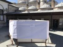 ŞEB-İ ARUS - Mevlana Müzesi'ndeki Tarihi Havuz Yerine Konuluyor