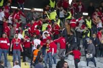 BOLUSPOR - MKE Ankaragücü - Boluspor Maçında Olaylar Çıktı