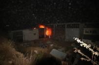 HAMIDIYE - Mobilya Fabrikasında Yangın