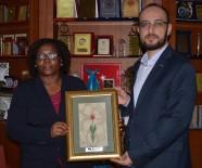 TANZANYA - MÜSİAD Konya Şubesi Tanzanya Büyükelçisini Ağırladı