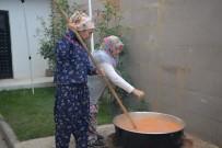 ŞEHİR MÜZESİ - Müze Ziyaretlerinin İçi Tarhana Çorbası İle Isındı