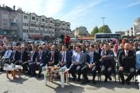 GAZI MUSTAFA KEMAL - Niksar'da Balkan Türkleri Derneği Lokali Açıldı