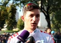 İTALYAN - Onur Balkan Açıklaması 'Kürsüde Olduğum İçin Çok Mutluyum'
