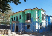 OKUMA SALONU - Orhangazi Mahallesi Semt Konağı Yükseliyor