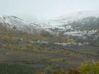 DOĞU ANADOLU - Posof'un Yüksek Kesimlerine Kar Yağdı