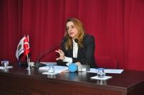 ÇANKAYA ÜNIVERSITESI - Prof. Dr. Zeynep Karahan Uslu'nun Acı Günü