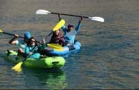 EMIN YıLDıRıM - Sat Gölleri Dağcılık Turizmine Açıldı