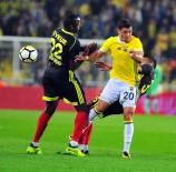 VOLKAN NARINÇ - Süper Lig Açıklaması Fenerbahçe Açıklaması 3 - Evkur Yeni Malatyaspor Açıklaması 0 (İlk Yarı)